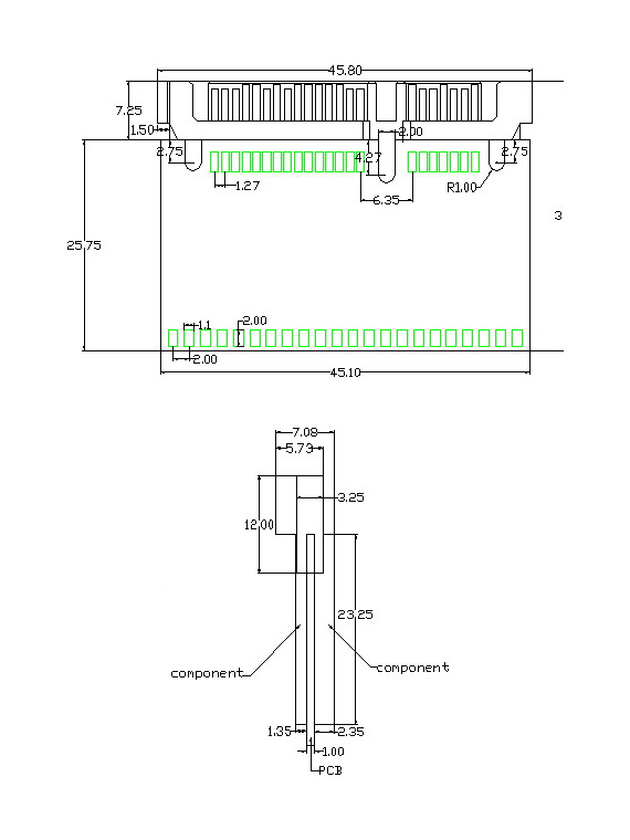 mb95f334k应用电路图